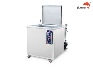 9000W Heating SUS201 360L Industrial Ultrasonic Cleaner For Car Wheels